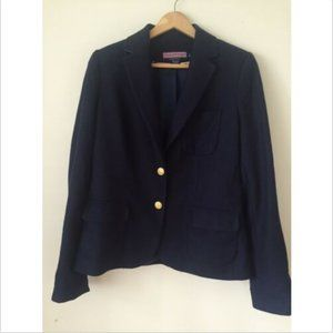 Vineyard Vines Women's Navy Blazer Jacket